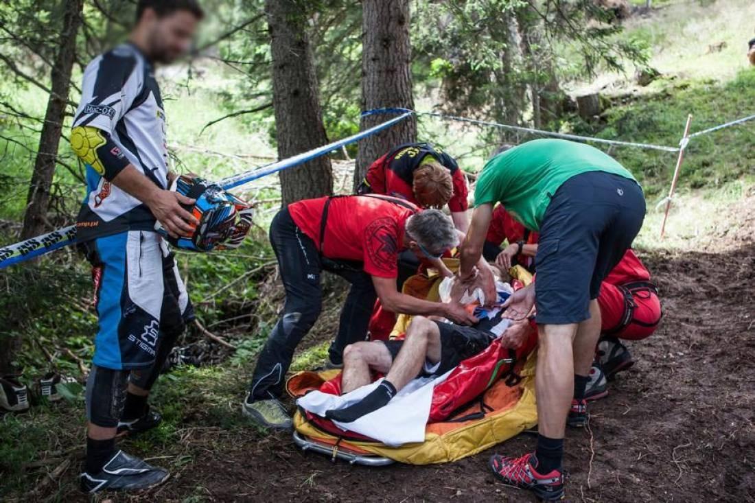 Ambulanzdienst Kona MTB Festival